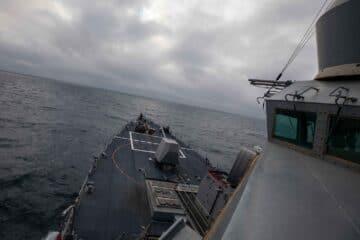 ASW Exercise Shark Hunt 21 Kicks off in North Atlantic