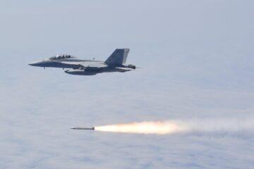 U.S. Navy's AARGM-ER Missiles To Enter Production