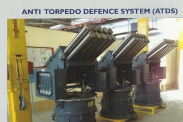 Indian MoD Signs Contract For ASW Defence Suites with Mahindra