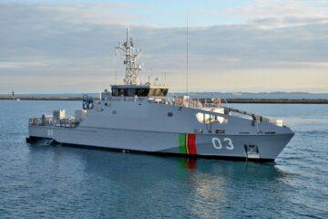 Austal Australia Delivers Guardian-class Patrol Boat For The Republic Of Vanuatu