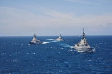 Australia's Hobart-class Destroyers Achieve Final Operational Capability