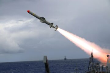 Will The U.S. Navy Replace The  Destroyers' Harpoon Anti-Ship Missiles With Naval Strike Missiles?