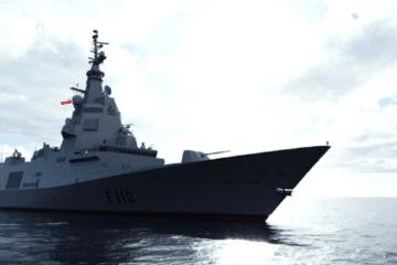 Navantia Catiz CMS shortlisted for Polish Navy's Miecznik frigates
