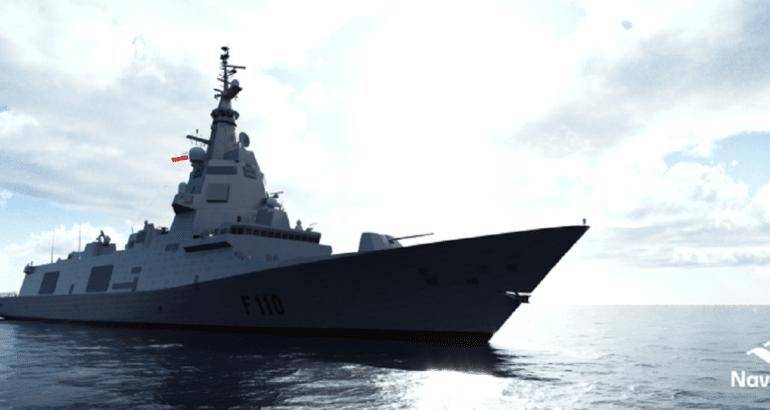 Navantia Shortlisted To Build Three Frigates For Polish Navy