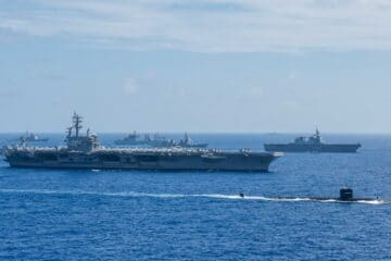 Australia, India, Japan, and U.S. Kick-off Exercise MALABAR 2021