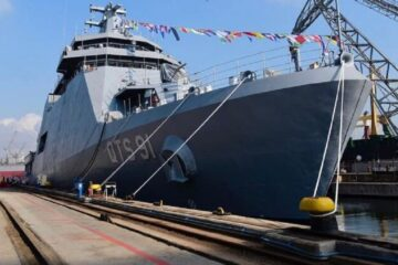 Turkey's ADIK Shipyard Delivers First Training Ship For Qatar
