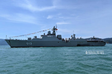 Russia to design more powerful Gepard 3.9 frigates