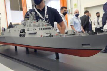 Lockheed Martin Teams With Greek Industrials For Hellenic Navy Modernization Program