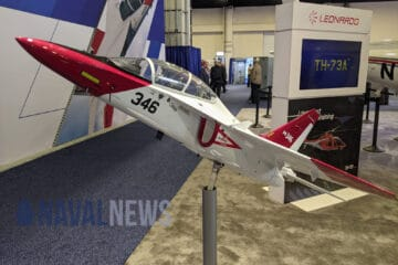 Sea Air Space 2021: Leonardo Introduces M-346 Jet Trainer For The U.S. Navy