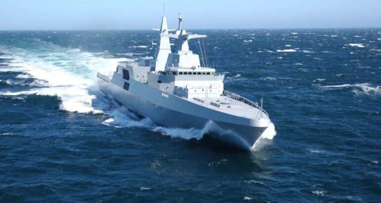TKMS Shorlisted For The Polish Navy Frigate Acquisition Program
