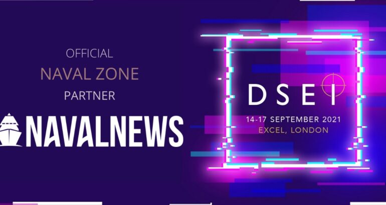 Naval News Official DSEI Naval Zone Partner