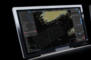 Raytheon Anschütz Introduced New Naval WECDIS