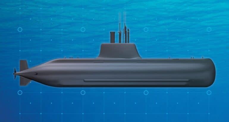 STM TS1700 submarine Turkey