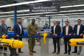 GDMS Opens New UUV Manufacturing and Assembly Center of Excellence