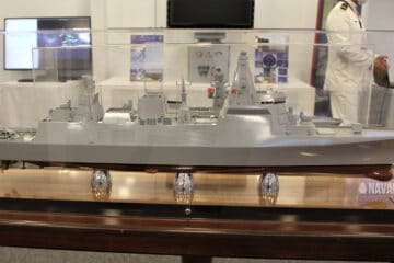 IDEF 2021: Turkey Full Steam Ahead with TF-2000 Air Defense Destroyer Project