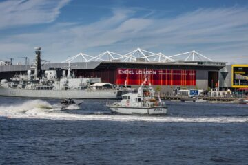 Visiting ships and waterborne demos announced for DSEI 2021