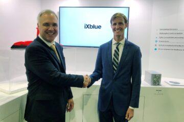 iXblue Announces Strategic Partnership To Strengthen Its Presence In The U.S.
