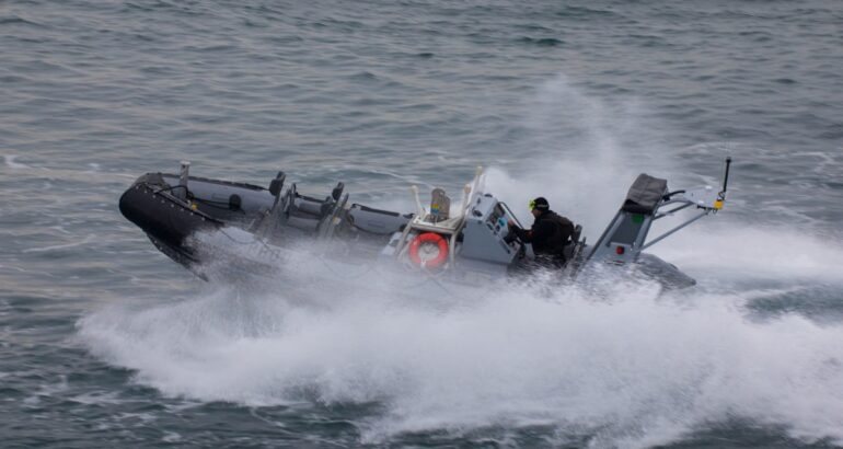 NSPA Acquires 13 RHIBs For the Spanish Navy's Marine Corps
