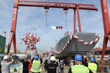 Anadolu Shipyard launches new LCT for Qatari Navy
