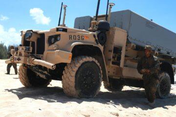 Anti-ship missile capability among USMC top priorities