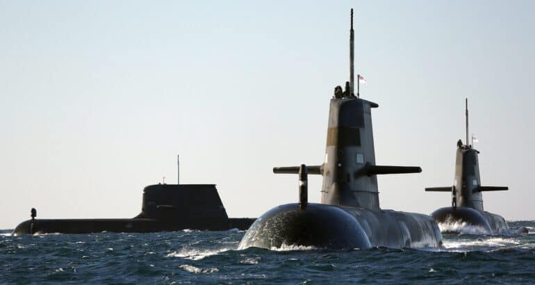 Australia Confirms life-of-type extension for Collins-class Submarines