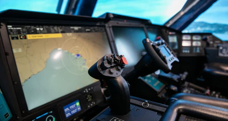 Check Out the Futuristic 'Naval Cockpit' of the Italian Navy's PPA