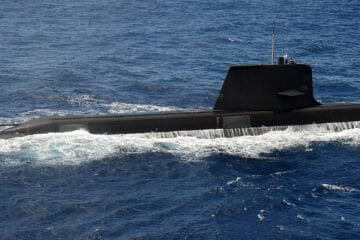 Submarine Upgrade Will Extend Australian Navy's Collins Class To 2048