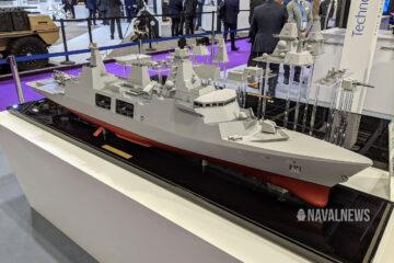 DSEI 2021: Babcock sells Arrowhead 140 frigate design licence to Indonesia