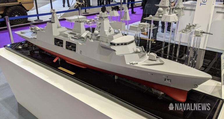 DSEI 2021 Babcock sells Arrowhead 140 frigate design licence to Indonesia