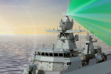 DSEI 2021 : Hensoldt lifts veil on Quadome 3D multi-mission naval radar