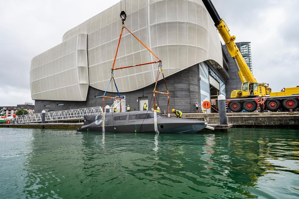 DSEI 2021 VICTA diver delivery prototype begins trials