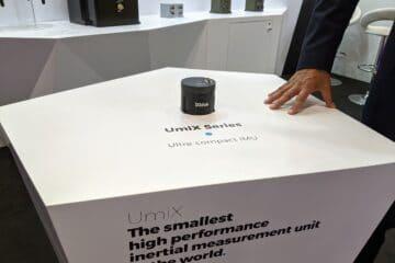 DSEI 2021: iXblue Unveils UmiX Series Fiber-Optic Gyroscope
