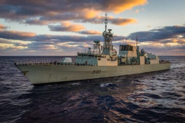 GE Renews Customized Service Agreement with Royal Canadian Navy for GE LM2500 Gas Turbines