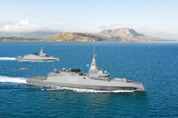 Greece Signs MOU with Naval Group and MBDA for FDI Frigates