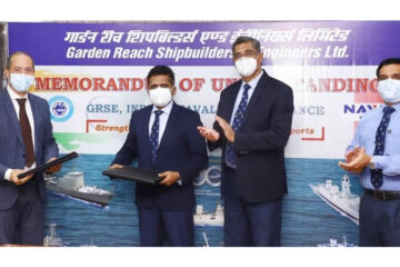 India's GRSE and France's Naval Group sign MOU on Surface Ships