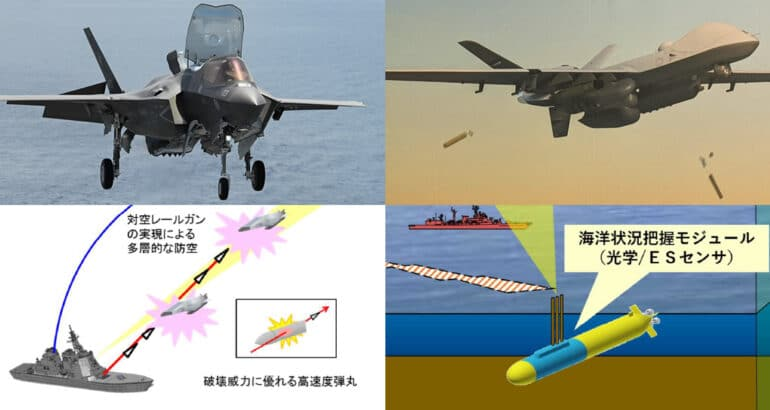 Japan's 2022 Defense Budget Overview of the New Naval Programs