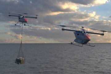 Kaman launches new medium-lift UAV for US Marine Corps resupply tasks