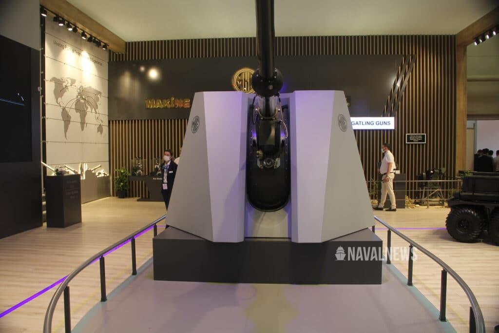 MKE 76 mm Naval Gun System