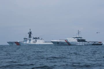Philippines and US Coast Guards conduct Joint Maritime Exercise