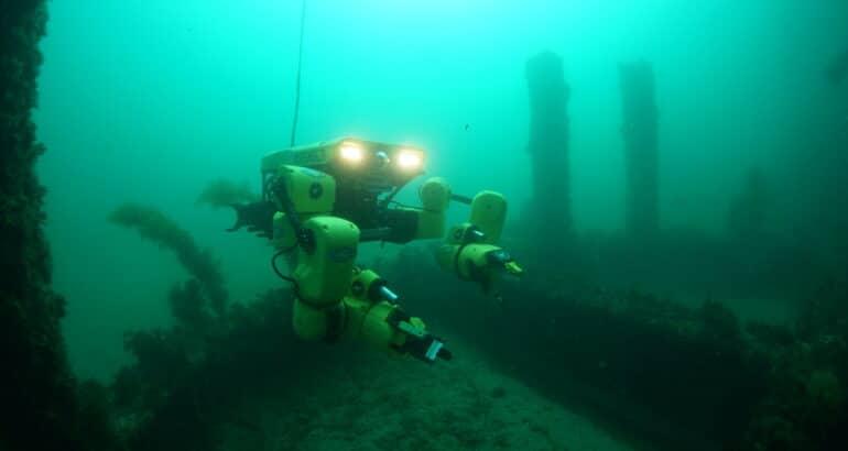 RE2 Robotics to Develop Underwater Autonomous System for the U.S. Navy