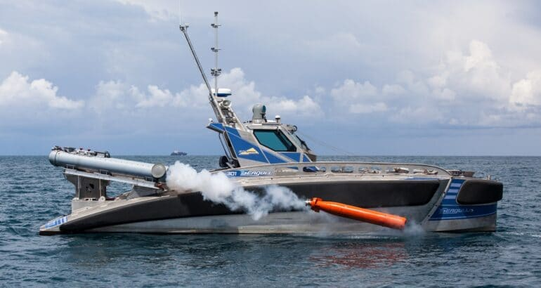 Elbit Systems to Supply ASW Capabilities to an Asian-Pacific Navy