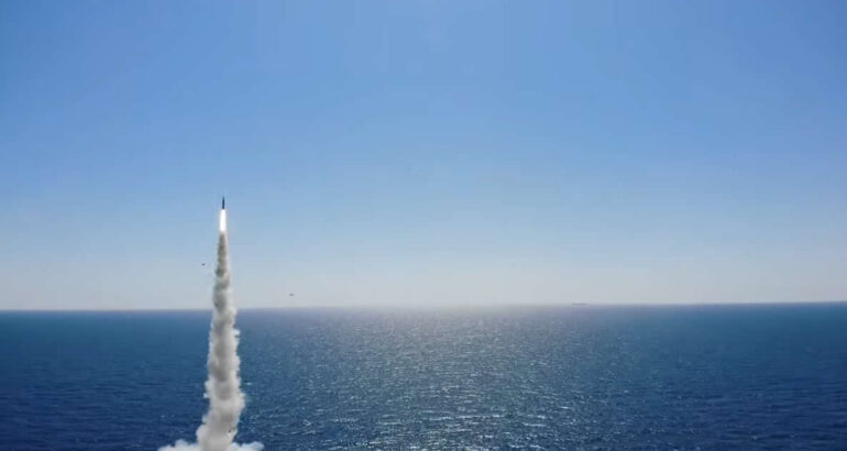 South Korea Successfully Completed K-SLBM Test Launch from KSS III Submarine