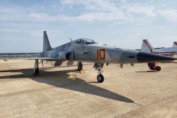 U.S. Navy upgrades adversary tactical fighter