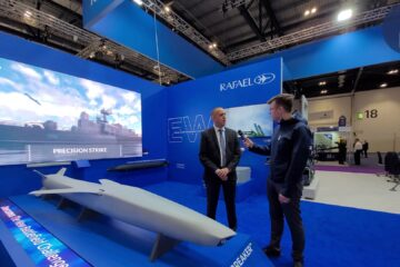 Video: Day 1 at DSEI 2021