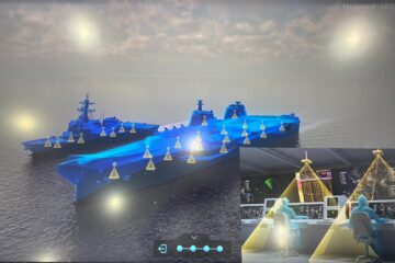 ADEX 2021: Huneed and Latécoère Showcase Li-Fi System for Ships