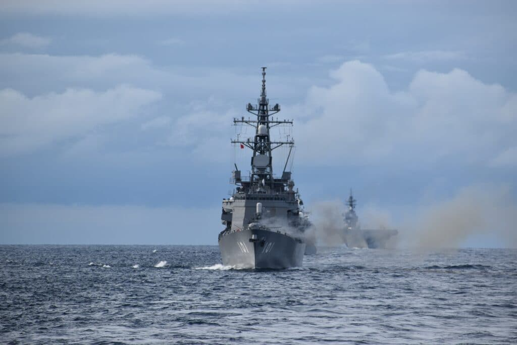 Fifth Edition of Japan-India Maritime Exercise JIMEX Concludes