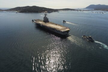 French Aircraft Carrier Back at Sea Following Maintenance Period