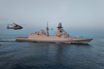 Italian Navy Frigate Contributes to Operation AGENOR