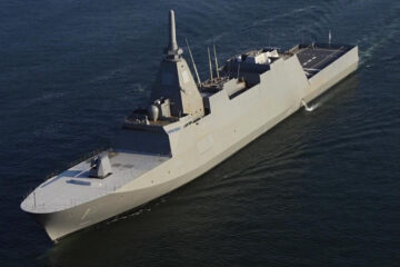 Japan's First FFM Frigate For JMSDF 'Mogami ' 「もがみ」Started Sea Trials