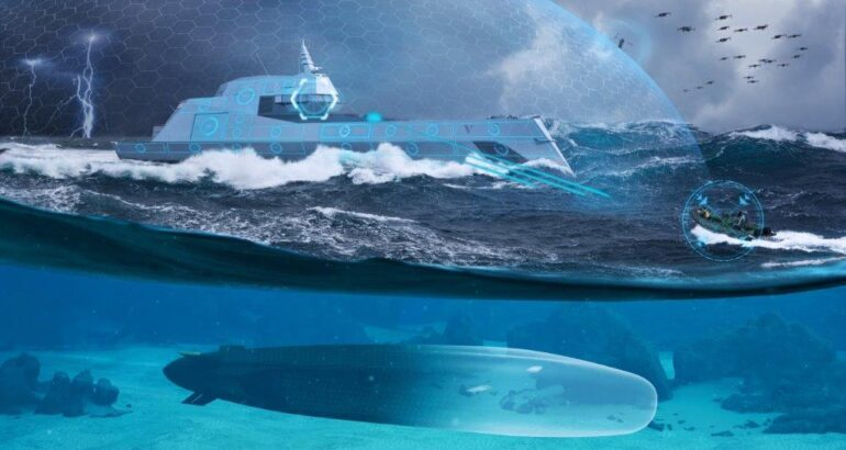 Naval Innovation Days Naval Group develops an open innovation dynamic